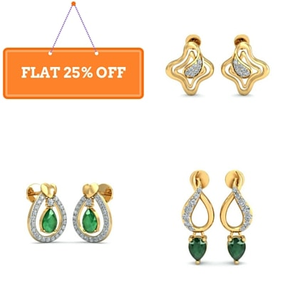 Earrings Offers